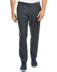 J.Crew Wool-blend Suit Pant - Blue