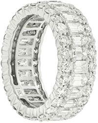 Diana M. Jewels - . Fine Jewelry 18k 5.77 Ct. Tw. Diamond Ring - Lyst