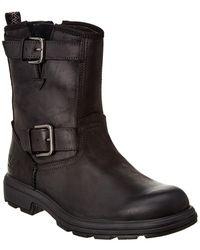 UGG Biltmore Moto Leather Boot - Black