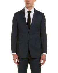 English Laundry - Suit With Flat Front Pant - Lyst
