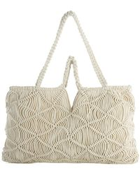 Shiraleah - Om Double Handle Bag - Lyst