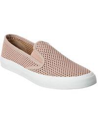 Sperry Top-Sider Seaside Slip-on Sneaker - Pink