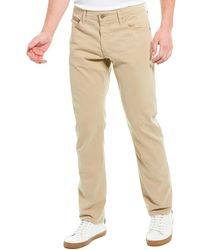 AG Jeans The Graduate Sulask Tailored Leg - Natural