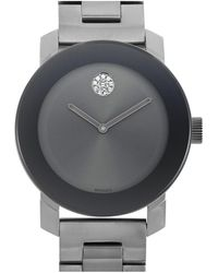 Movado Women's Stainless Steel Watch - Gray
