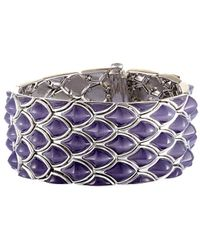 Stephen Webster - Silver Cat's Eye Bracelet - Lyst