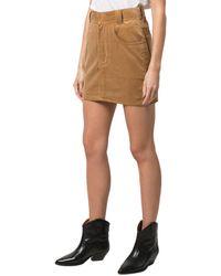 RE/DONE 90s Mini Skirt - Multicolour