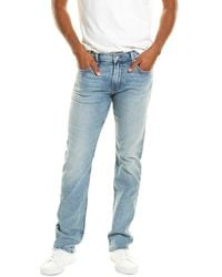 7 For All Mankind 7 For All Mankind Slimmy Crystal Blue Slim Leg Jean