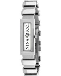 Nina Ricci Women's Classic Watch - Multicolour