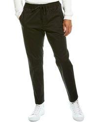 Dolce & Gabbana Stretch Jogger Pant - Black