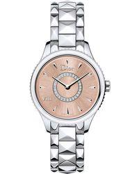 Dior - Women's Viii Montaigne Diamond Watch - Lyst