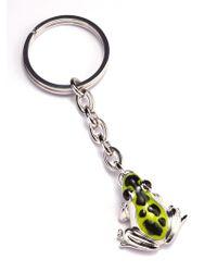 Jan Leslie - Frog Key Chain - Lyst