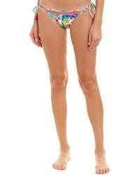 Nanette Lepore - Cactus Vamp Bikini Bottom - Lyst
