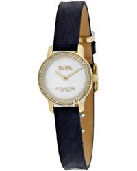 COACH Classic Watch - Multicolour