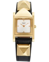 Hermès Hermes Women's Medor Watch, Circa 2000s - Metallic