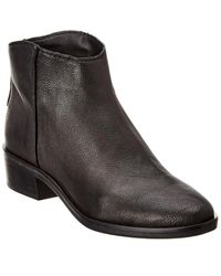 Dolce Vita Taira Leather Bootie - Black