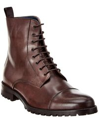 Gordon Rush Leather Boot - Brown
