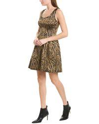Prabal Gurung - Classic Molded Silk-lined A-line Dress - Lyst