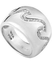 Van Cleef & Arpels Vintage - Van Cleef & Arpels 18k 0.40 Ct. Tw. Diamond Ring - Lyst
