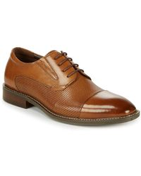 Zanzara - Dayes Leather Derbys - Lyst