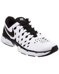 f6cd9e36d9be Lyst - Nike Men s Lunar Fingertrap Training Sneakers From Finish ...