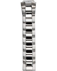 Philip Stein Stainless Steel Watch Strap - Small - Multicolor
