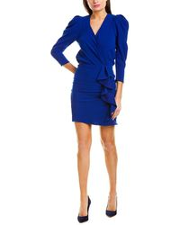 Ba&sh Melinda Sheath Dress - Blue