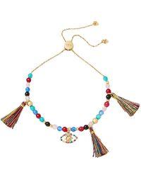 Rebecca Minkoff - Morocco Pulley Bracelet - Lyst