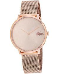 Lacoste Women's Moon Watch - Pink