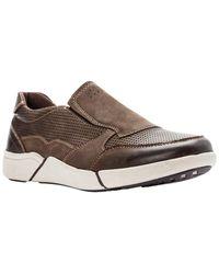 Propet - Lane Leather Slip-on - Lyst