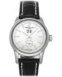 Breitling Breitling Transocean Watch - Metallic