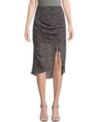 Rebecca Minkoff Amaya Skirt - Multicolor