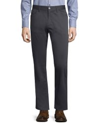 Calvin Klein Jeans - Stretch Slim Straight Pants - Lyst