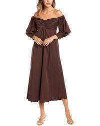 A.L.C. - Lisbeth Maxi Dress - Lyst