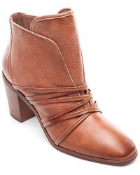 Bernardo - Felicity Leather Booties - Lyst