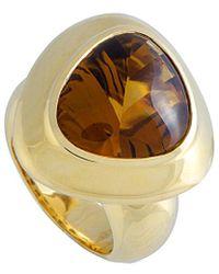 Roberto Coin 18k Citrine Ring - Metallic