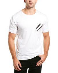 NANA JUDY Fast Lane T-shirt - White