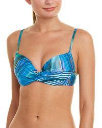 Gottex Bikini Top - Blue