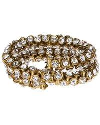 Saachi - Dholhi Wrap Bracelet - Lyst