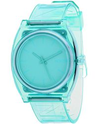 Nixon Time Teller P Watch - Blue