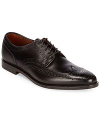 Allen Edmonds - Stuttgart Classic Leather Oxfords - Lyst
