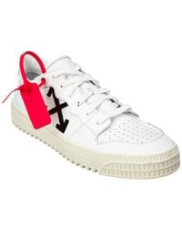 c753e71be6a3 Lyst - Off-White c o Virgil Abloh Camouflage-embossed Leather ...