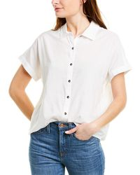 Splendid Button-down Shirt - White