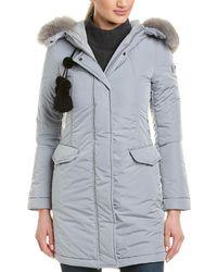 Peuterey Aponi Coat - Grey