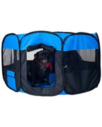 Trademark - Pop-up Pet Playpen With Canvas Carry Bag - Lyst