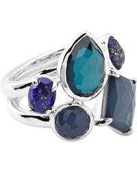 Ippolita - Wonderland Multi Stone Prong & Bezel Ring - Lyst