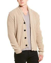 Zadig & Voltaire Wood Wool & Yak-blend Sweater - Brown