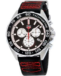 Tag Heuer Men's Formula 1 Watch - Metallic