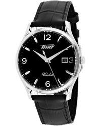 Tissot Men's Heritage Watch - Black