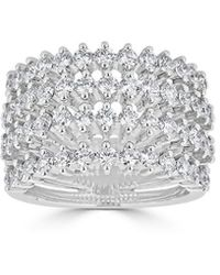 Saks Fifth Avenue Ideal-cut Diamond & 14k Ring - White
