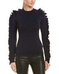 Keepsake Hands On Sweater - Blue